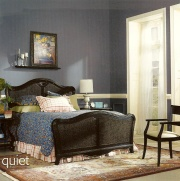 blue walls are very popular in homes