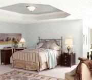 ceiling colors for tray celings