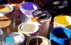 re-use paint colors from your garage