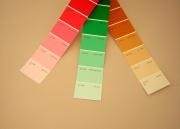 comparing house paint colors