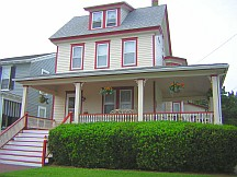 House painting example