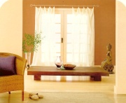 interior trim color for a simplistic decor