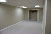 fluorescent lighting and interior wall paint colors
