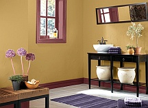 Paint Color Combinations successful paint color combinations: split complementary paint