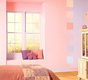 sweet pink paint colors