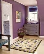 deep purple paint colors are very sensual