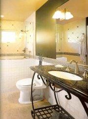 bathroom color design