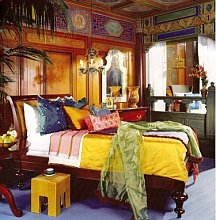 indian  home color scheme