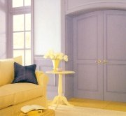 warm and cool home decorating colors