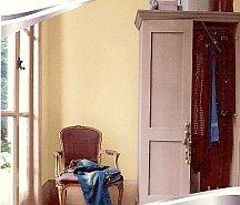 pale interior color scheme