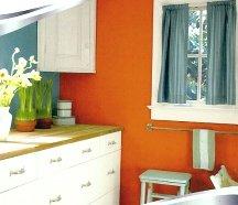 intensive interior color scheme