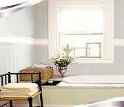 interior paint color combinations for a bathroom