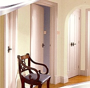 interior paint color combinations for a hallway