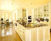 kitchen interior trim colors