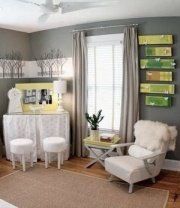 real neutral interior wall colors