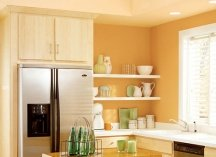 picking kitchen paint colors