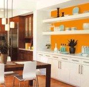 hot shades of orange
