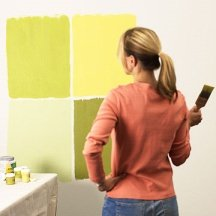 clean and muddy wall colors