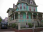 Historical Victorian home restoration - after