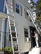 Working house painter - New Jersey project