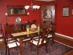 most popular paint colors for dining rooms