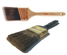 choose the right brush for painting woodwork