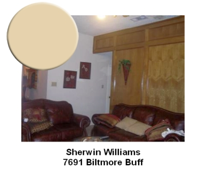 Sherwin Williams Cottage Cream
