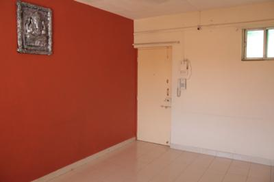 Bedroom Paint Ideas India bold painting idea: volcano orange accent wall in our living room