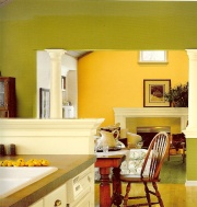 decorating with color: transitions