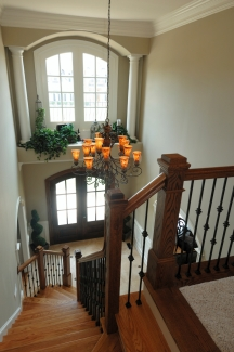 Decorative Interior Painting Tips For Foyer Walls