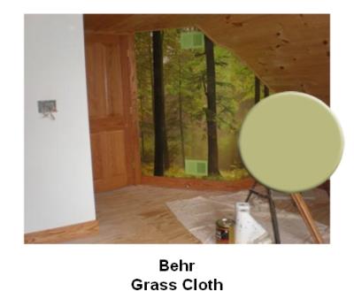 Behr Grass Cloth paint color