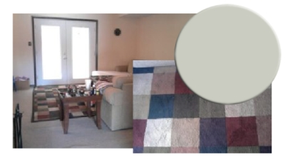 Help Coordinate Paint Colors With Living Room Decor