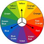 triad paint color scheme
