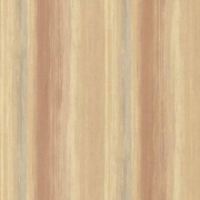 Dry brushed wall stripes