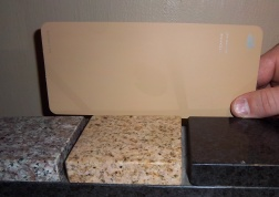 matching kitchen paint color to countertop