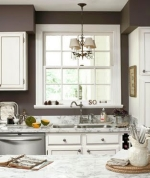 choose paint colors and decorate around a focal point