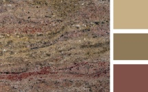 kitchen paint colors matched to countertop granite