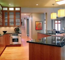 Kitchen painting ideas and kitchen design colors by style for Ideas to paint my kitchen