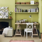 most popular paint colors for home offices