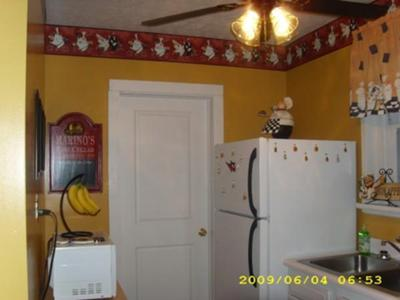 My Yellow Painting Idea for Kitchen Walls -