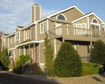 NJ exterior painting project