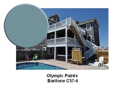 Olympic Paints Baritone C57-4