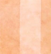 Decoratively glazed wall stripes