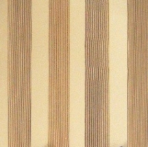 Combed wall paint stripes