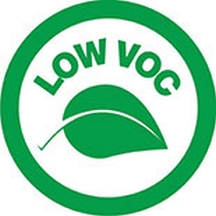 Low-VOC paints