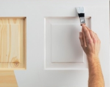 apply a primer before painting woodwork