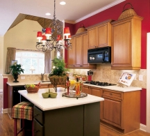 Popular Kitchen Colors Are Often Inpired By Food