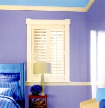 Purple paint is a cool color but some shades can lean warm