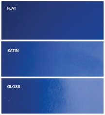 Types of paint finishes for exterior home painting for Flat eggshell semi gloss difference
