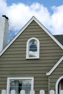 Flat Paint Used On Exterior House Walls
